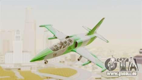 LCA L-39 Albatros für GTA San Andreas linke Ansicht