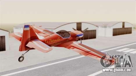 Zlin Z-50 LS v3 pour GTA San Andreas vue de droite