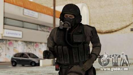 MGSV Phantom Pain Cipher XOF Cyprus pour GTA San Andreas