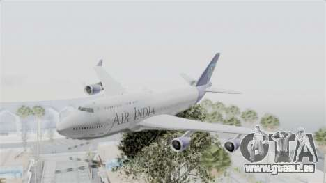 Boeing 747-400 Air India für GTA San Andreas