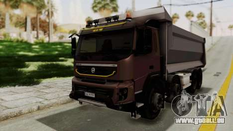 Volvo FMX Euro 5 8x4 v1.0 pour GTA San Andreas