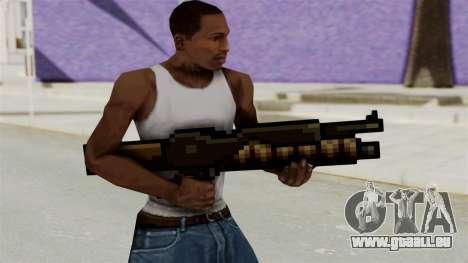 Metal Slug Weapon 1 für GTA San Andreas