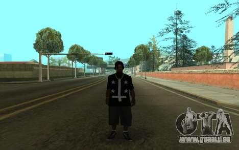 Grove Gang Skin pour GTA San Andreas