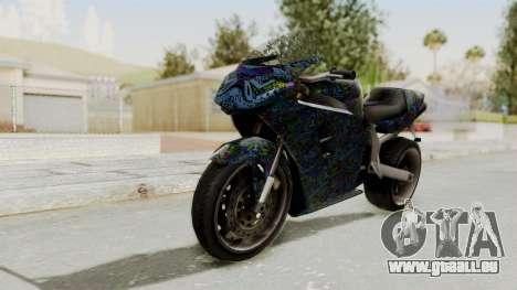 FCR-900 Stunt pour GTA San Andreas