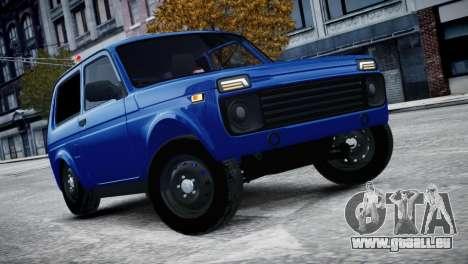 Niva 2015 Aze style für GTA 4