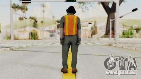 GTA 5 Trevor v1 pour GTA San Andreas troisième écran