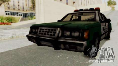GTA VC Police Car für GTA San Andreas