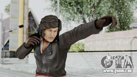 Takeshi Hongo pour GTA San Andreas