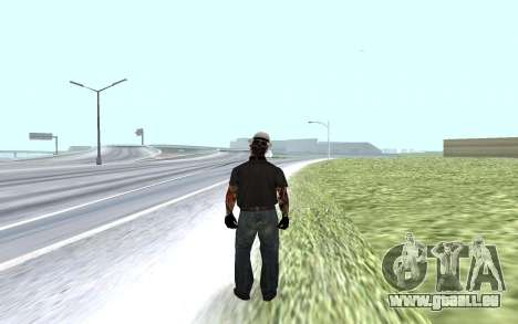 Neue security guard für GTA San Andreas zweiten Screenshot