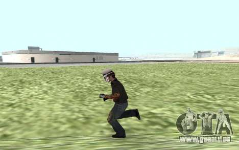 Neue security guard für GTA San Andreas dritten Screenshot