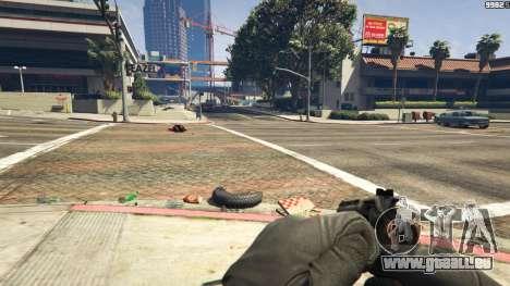 GTA 5 Python .357 Magnum CT6 Siebter Screenshot