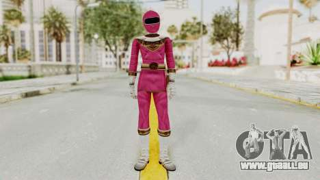 Power Ranger Zeo - Pink pour GTA San Andreas deuxième écran