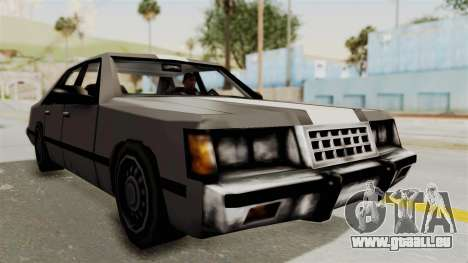 Stanier Turbo pour GTA San Andreas