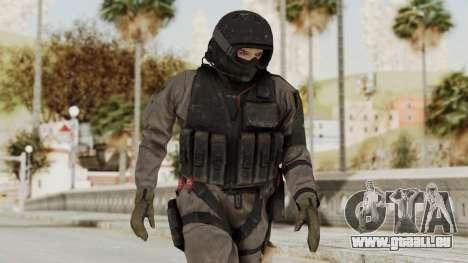 MGSV Phantom Pain Cipher XOF Afghanistan für GTA San Andreas