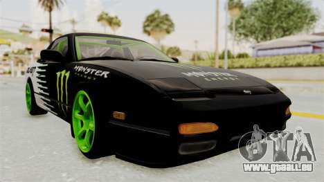 Nissan 240SX Drift Monster Energy Falken für GTA San Andreas