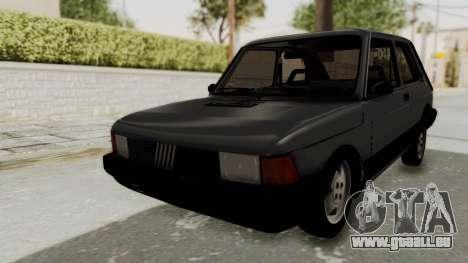 Fiat 147 Spazio TR für GTA San Andreas