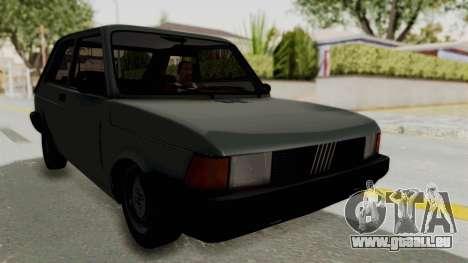 Fiat 147 Vivace pour GTA San Andreas