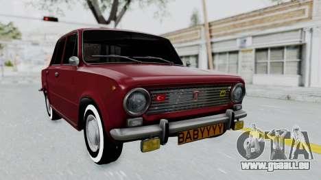 Tofas Murat 124 pour GTA San Andreas