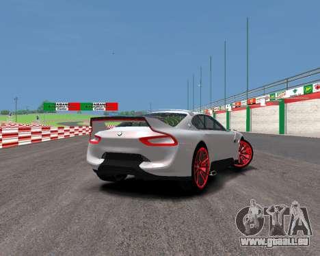 BMW 3.0 CSL Hommage R pour GTA 4 est une gauche