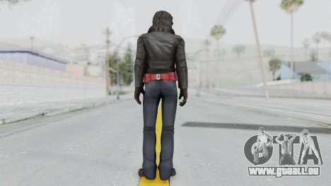 Takeshi Hongo pour GTA San Andreas troisième écran
