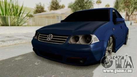 Volkswagen Bora 1.8T pour GTA San Andreas