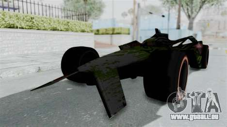 Bad to the Blade from Hot Wheels für GTA San Andreas