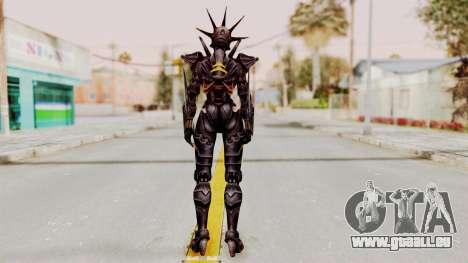 UT2004 The Corrupt - Matrix für GTA San Andreas dritten Screenshot