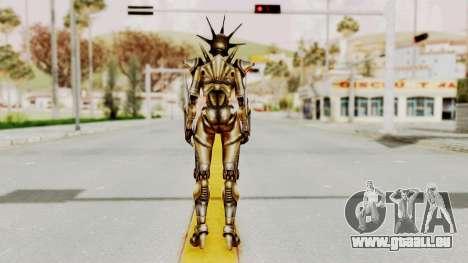 UT2004 The Corrupt - Enigma für GTA San Andreas dritten Screenshot