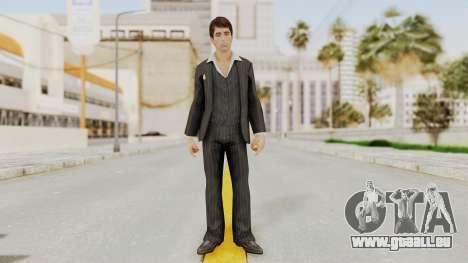 Scarface Tony Montana Suit v2 für GTA San Andreas zweiten Screenshot
