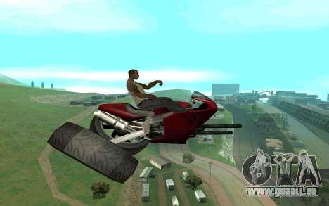 FCR HF für GTA San Andreas