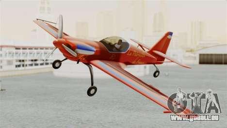 Zlin Z-50 LS v3 für GTA San Andreas