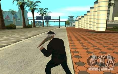 Cigogne pour GTA San Andreas troisième écran