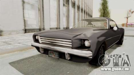 Dominator Classic pour GTA San Andreas