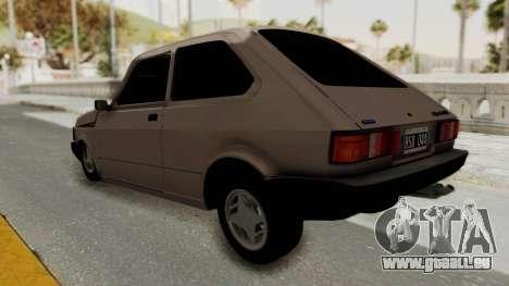 Fiat 147 TR De Picadas für GTA San Andreas linke Ansicht