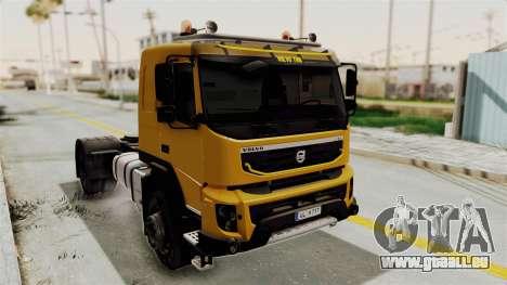 Volvo FMX Euro 5 4x2 für GTA San Andreas