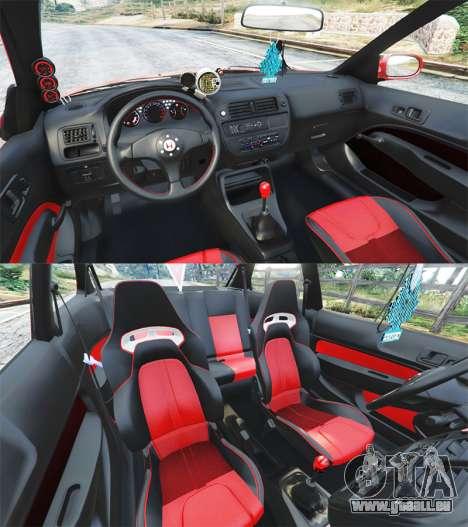 Honda Civic für GTA 5
