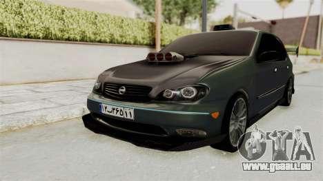 Nissan Maxima Tuning v1.0 für GTA San Andreas