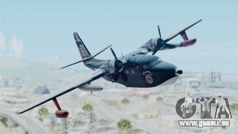 Grumman HU-16 Albatross für GTA San Andreas