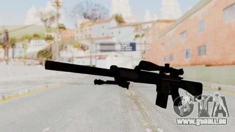 SR-25 für GTA San Andreas