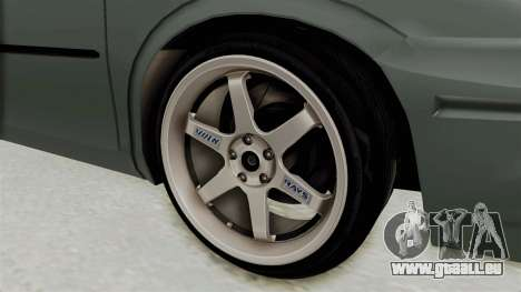 Chevrolet Corsa Wagon Tuning pour GTA San Andreas vue arrière