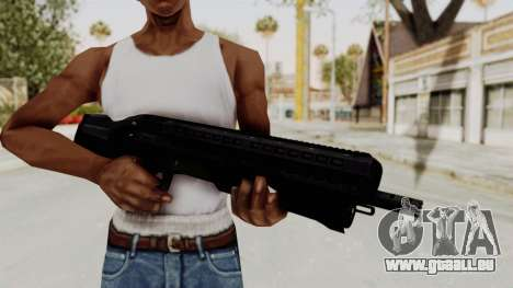 UTAS pour GTA San Andreas troisième écran