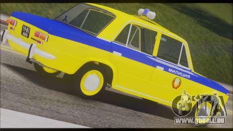 VAZ 2101 pour GTA San Andreas vue de côté
