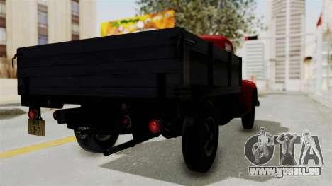 UAZ-300 für GTA San Andreas rechten Ansicht