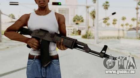 RSPN-101 (R-101C) für GTA San Andreas dritten Screenshot