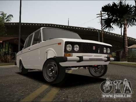 BA3 2106 AVTOS pour GTA San Andreas