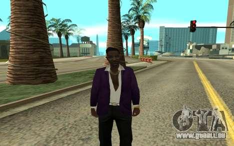 Jizzy pour GTA San Andreas