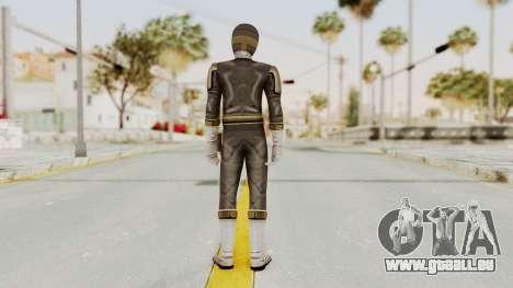 Power Rangers Lightspeed Rescue - Titanium pour GTA San Andreas troisième écran
