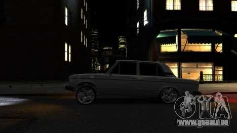 VAZ 2106 für GTA 4 rechte Ansicht