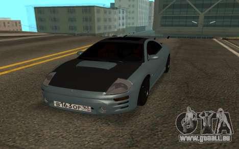 Mitsubishi Eclipse GTS pour GTA San Andreas
