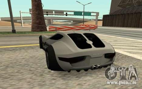 Felino CB7 für GTA San Andreas linke Ansicht